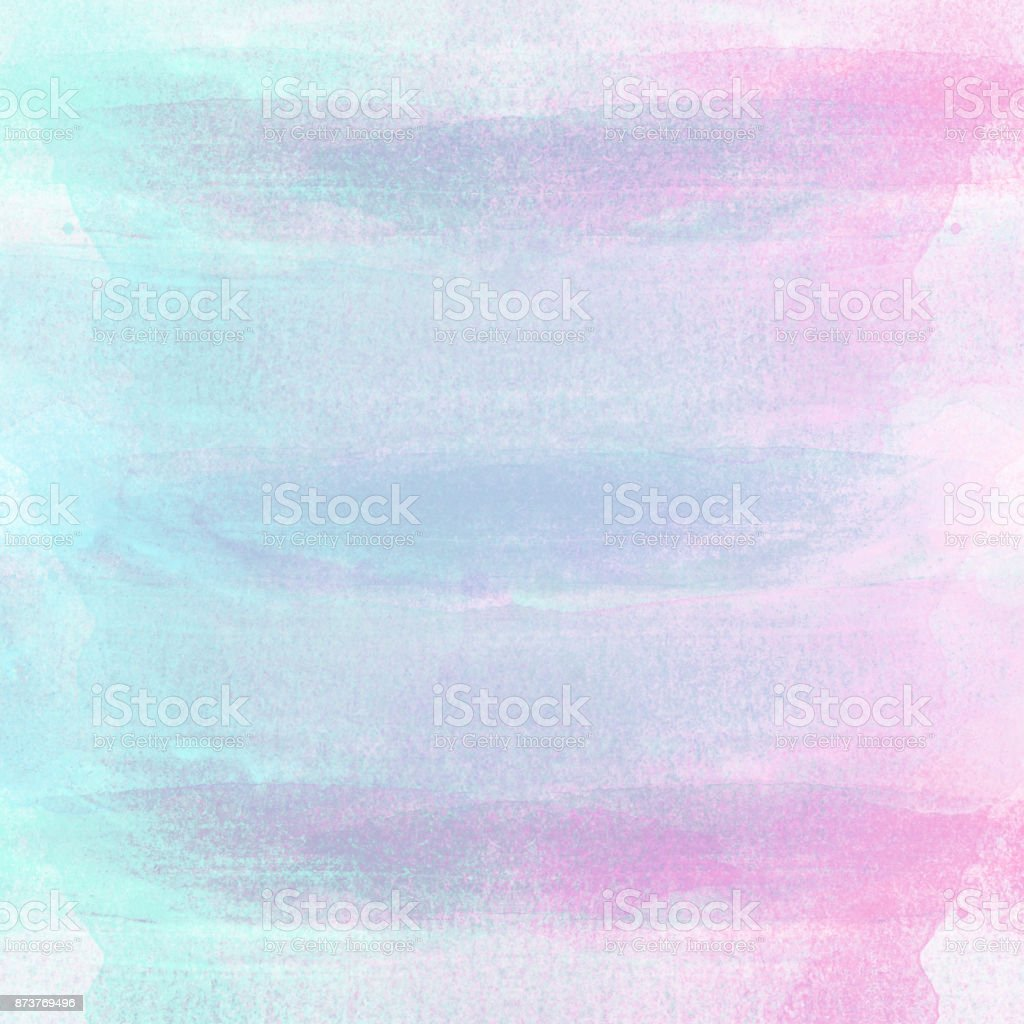 Abstract Colorful painting  background, Colorful brush background. stock photo