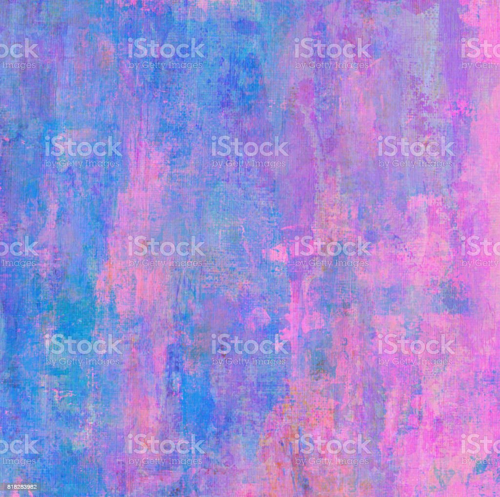 Abstract colorful painting stock photo