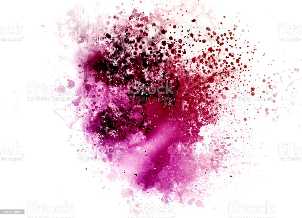 Abstract Colorful painting texture background, Colorful brush background. royalty-free stock photo