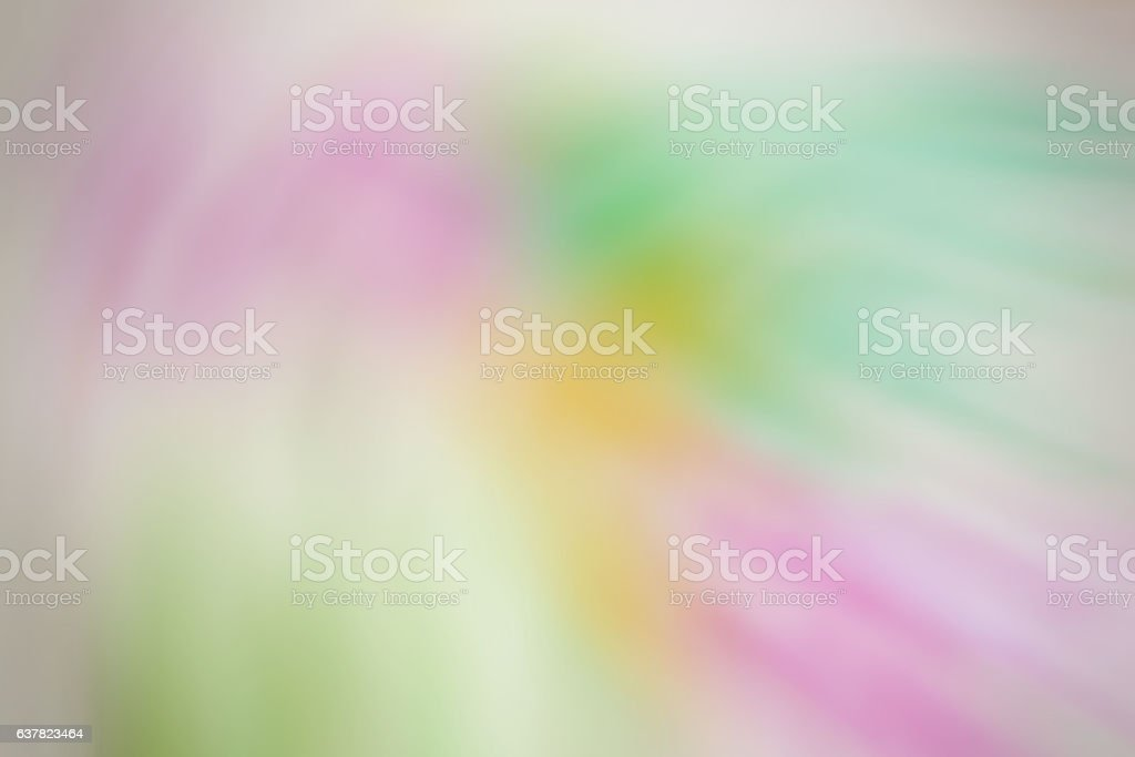 Abstract colorful watercolor with a gentle blur for background. stock photo