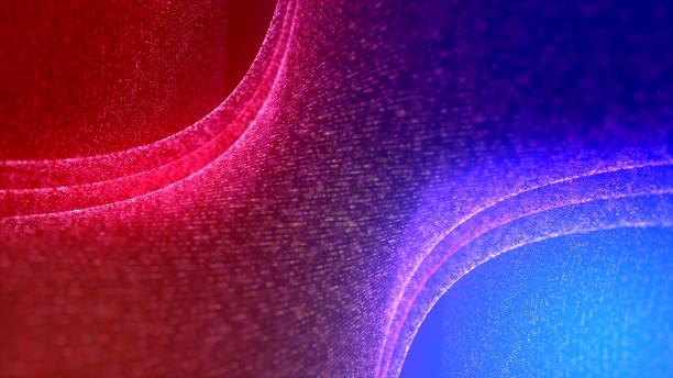 abstrakt farben blau - dokumentation stock-fotos und bilder