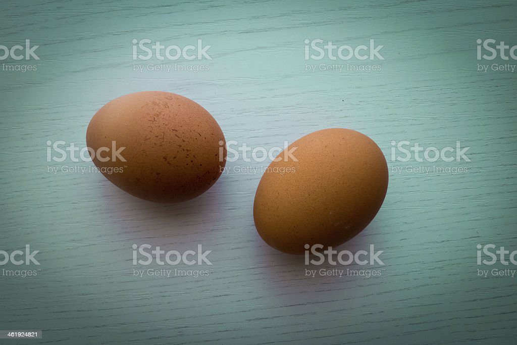 Abstract composition eggs . stock photo