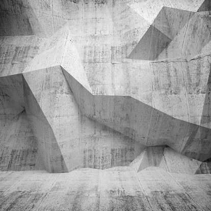 Concrete architecture stock photos