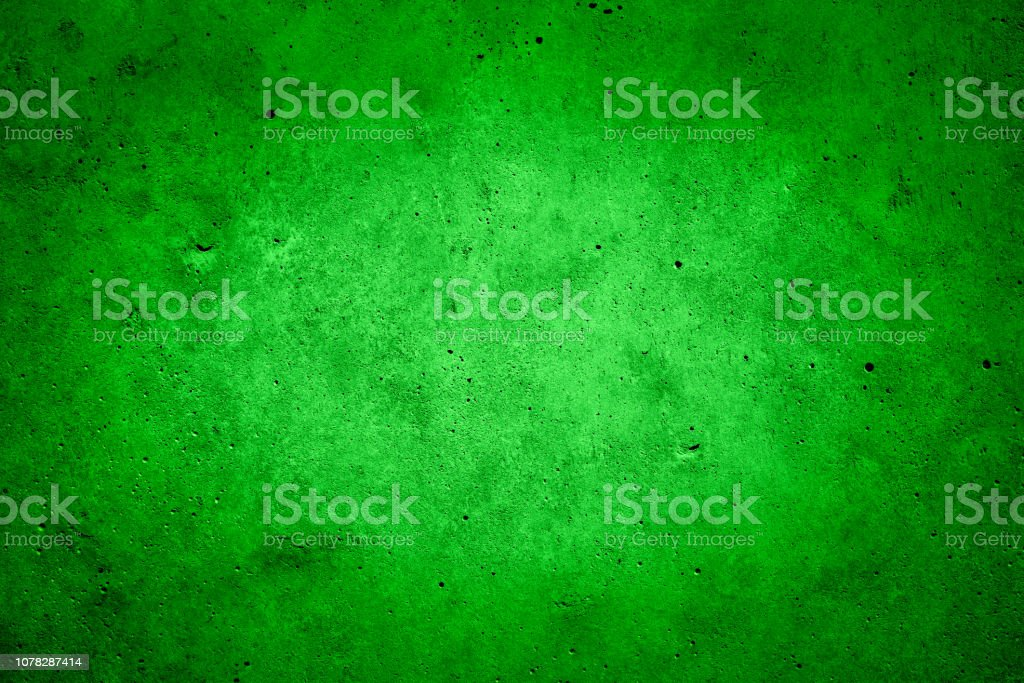Abstract concrete green wall texture concrete wall for background....