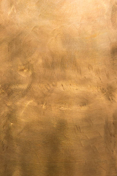 Abstract copper surface textured and mottled background XXXL stock photo