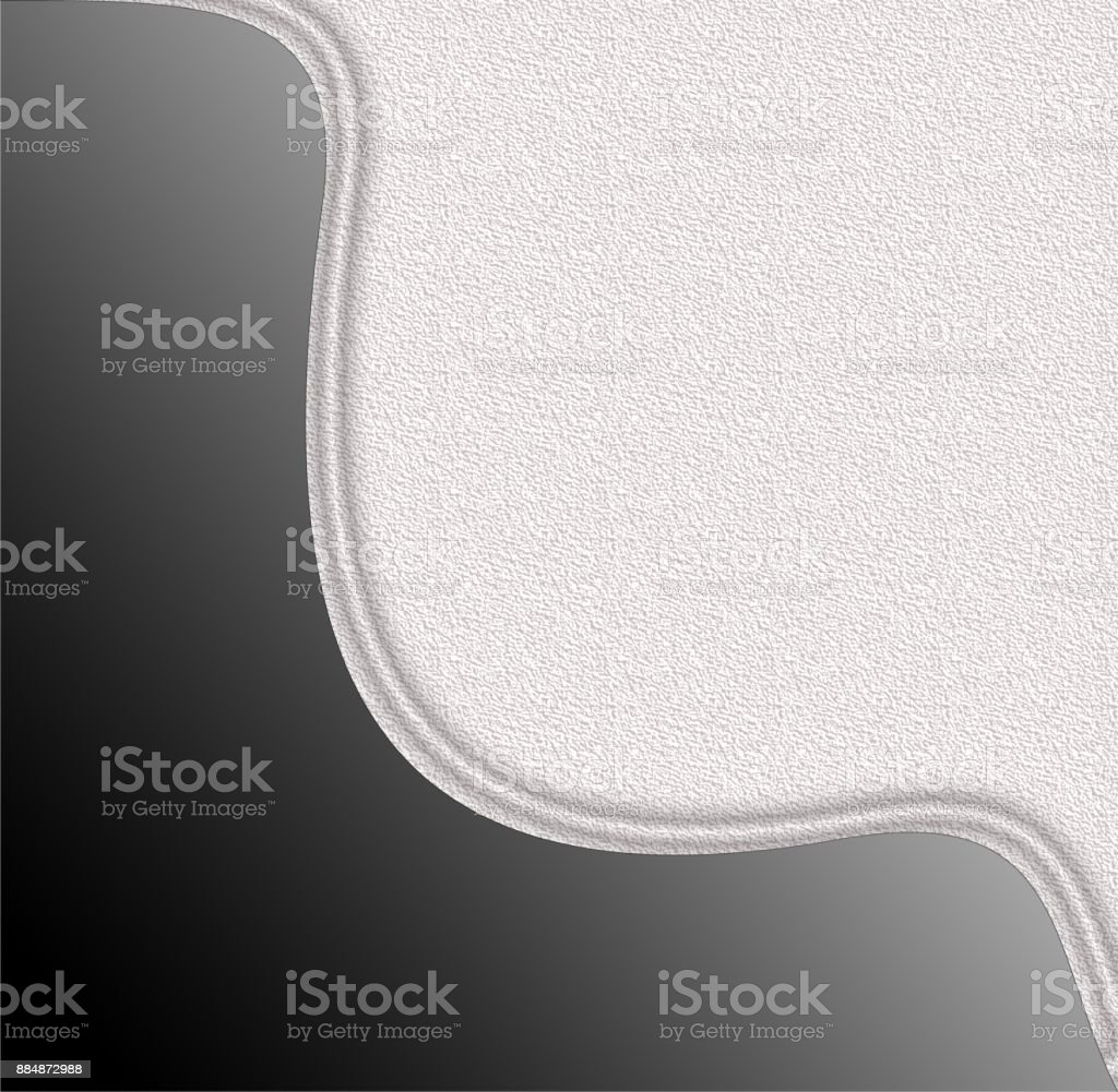 Abstract corporate creative silver and white background stock photo