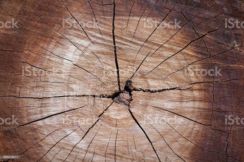 Abstract rotura de madera antiguo. - foto de stock