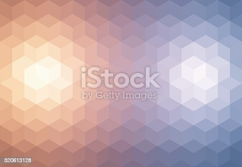 508795172istockphoto Abstract cubes background 520613128