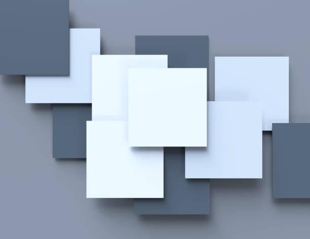 Fondo abstracto cubos - foto de stock