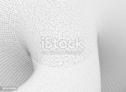istock Abstract cubes background 935048966