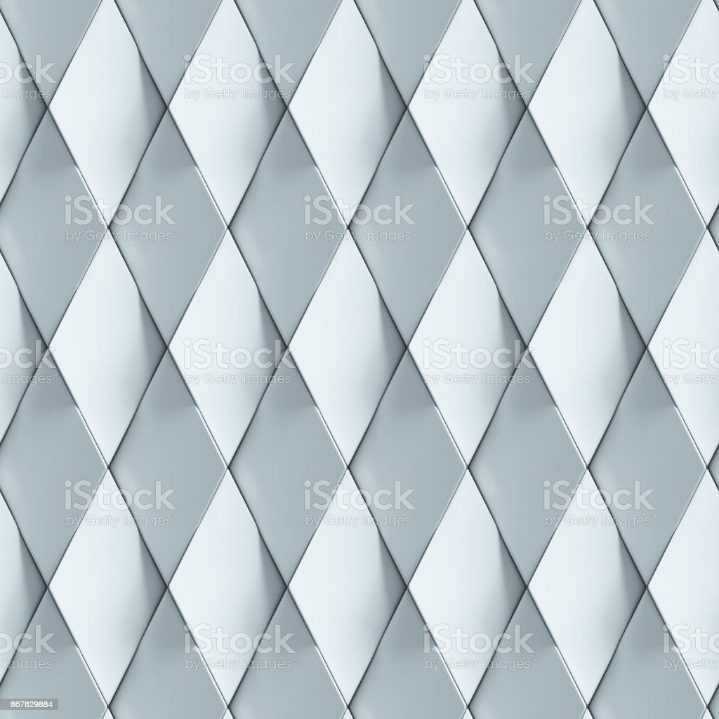 Abstract cubical seamless 3d background stock photo