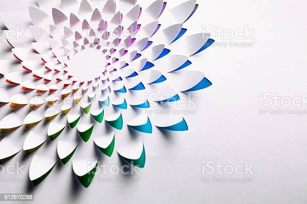 Abstract cuttet paper rainbow flower picture id512970288?b=1&k=6&m=512970288&s=612x612&h=psg5gblkstmk0yijetbmej3anagcgjadqzsrrdrjb44=