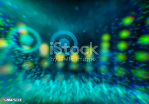 istock Abstract Cyber Technology Background 1058326944