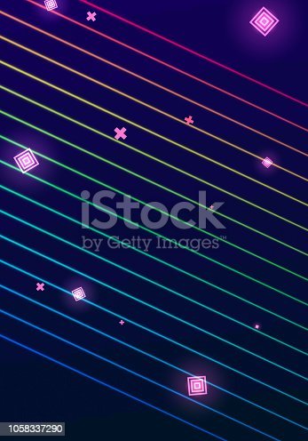 istock Abstract Cyber Technology Background 1058337290