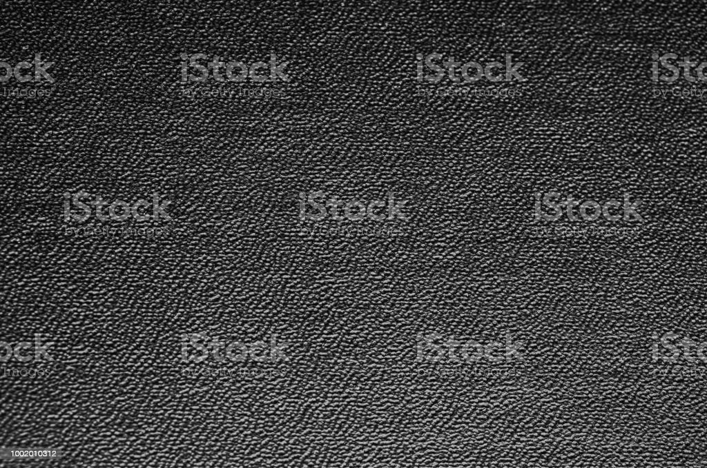 Abstract Dark Grey Texture Ribbed Fabrics Leather Background