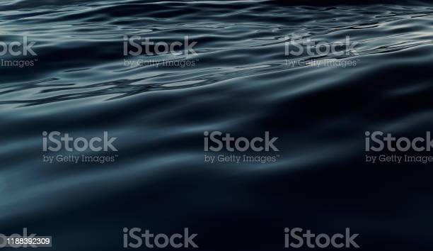 Photo of Abstract Dark Water Surface