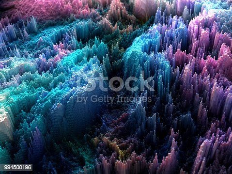 istock Abstract data 994500196