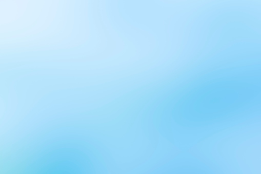 Abstract defocused blue soft background