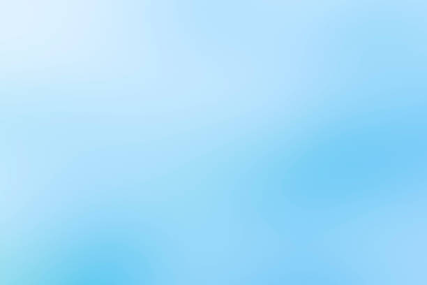 Abstract defocused blue soft background stock photo