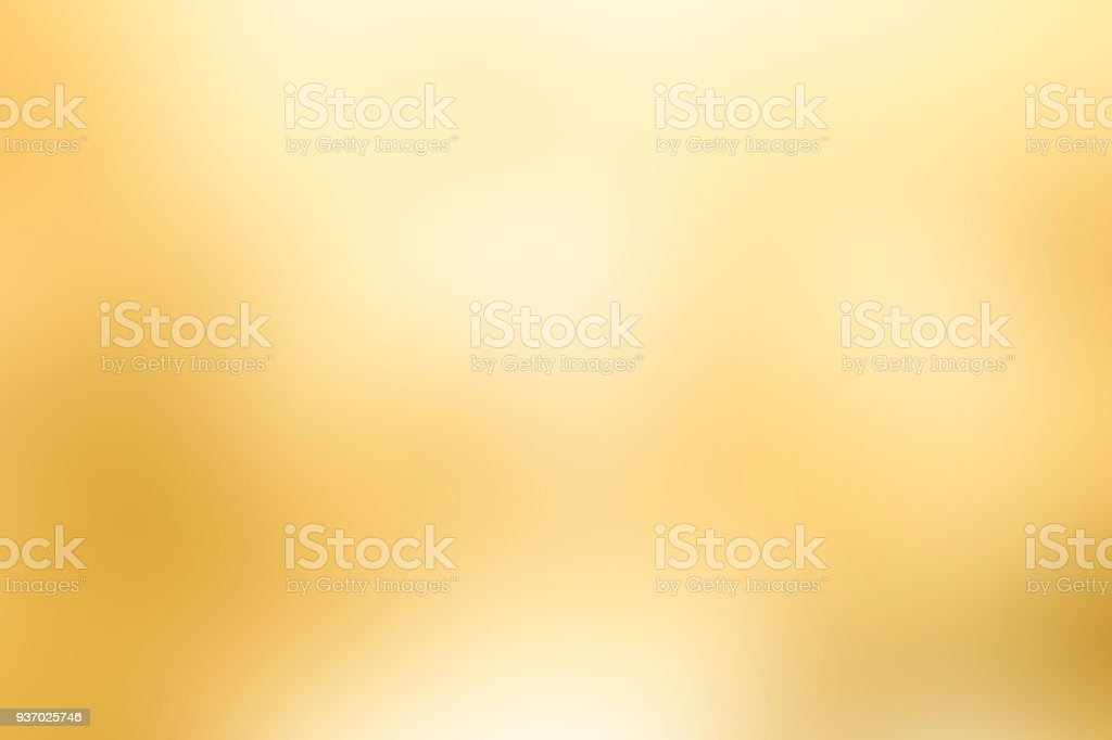 Abstract defocused yellow to orange soft background stock photo