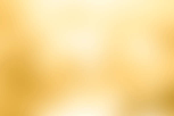 abstract defocused yellow to orange soft background - gold stock pictures, royalty-free photos & images