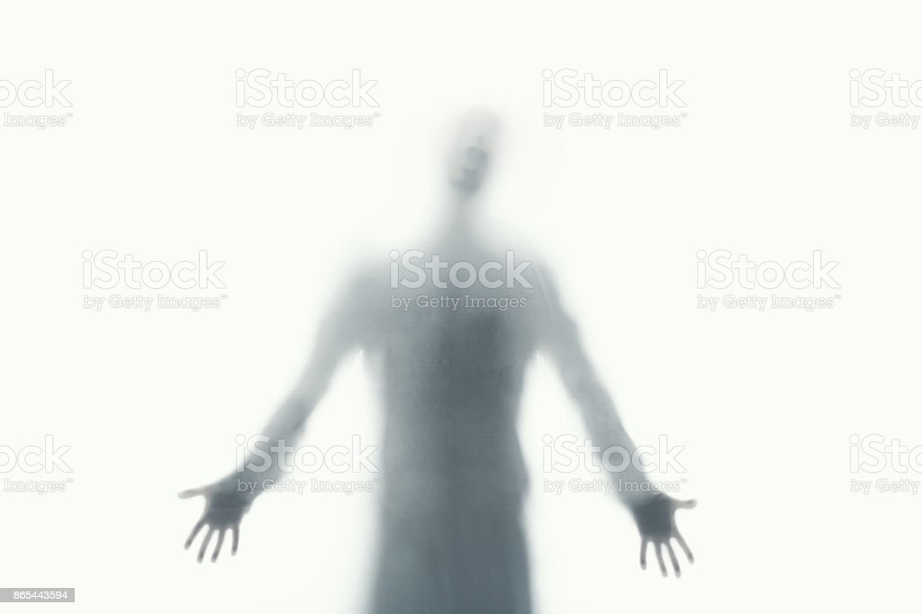 abstract desperate man spirit screaming stock photo