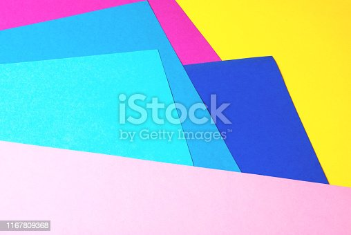 istock Abstract different multicolored backgrounds with copy space. 1167809368