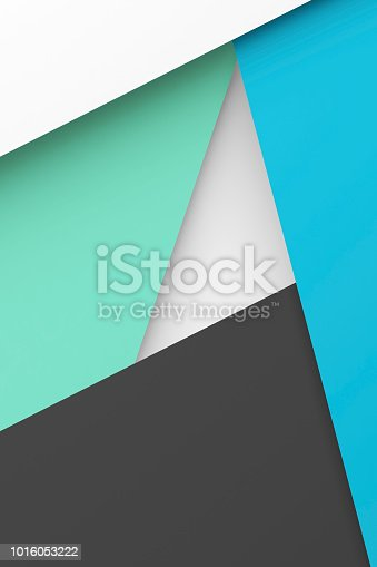 1126531335 istock photo Abstract digital 3 d polygonal background 1016053222