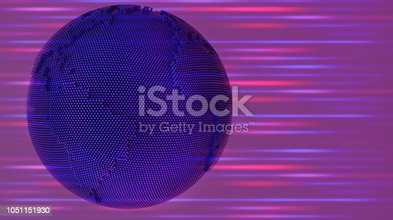 istock Abstract digital Concept 1051151930