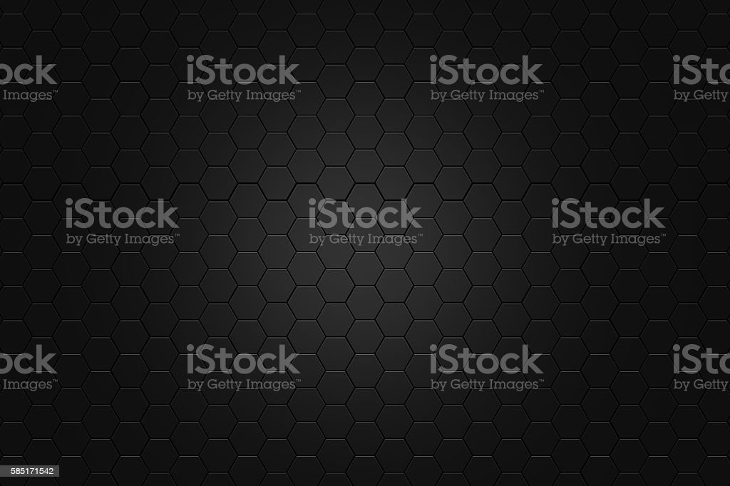 abstract Digital fuuristic honeycomb background design metalic l stock photo