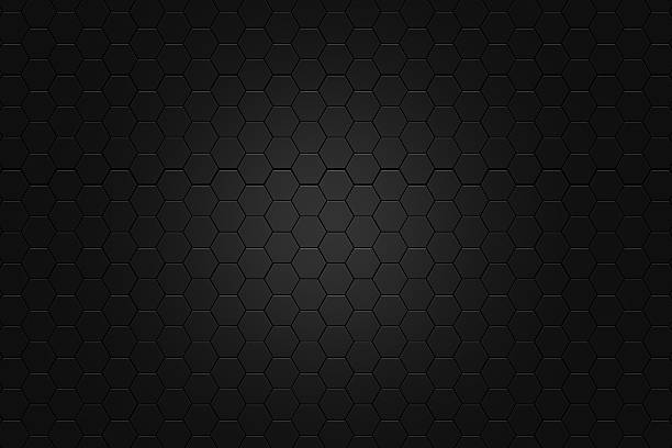 abstract digital fuuristic honeycomb background design metalic l - 蜂巢式樣 個照片及圖片檔