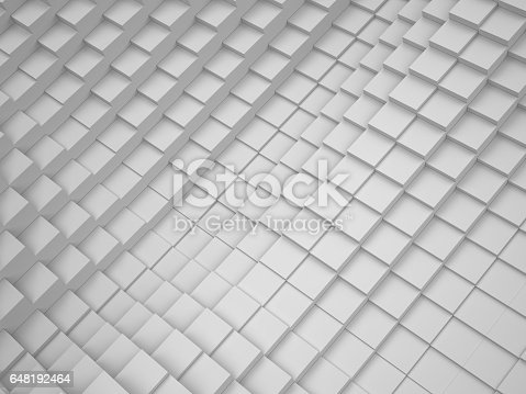 521223436istockphoto Abstract digital graphic cubes background 648192464