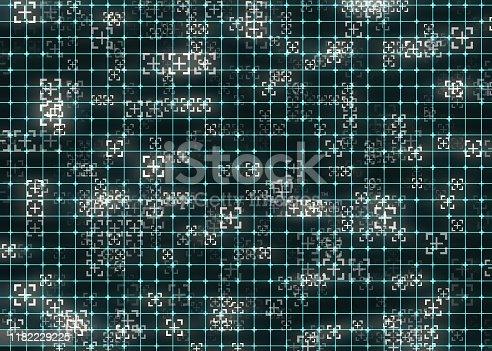 1017193718istockphoto Abstract Digital network communication 1182229225