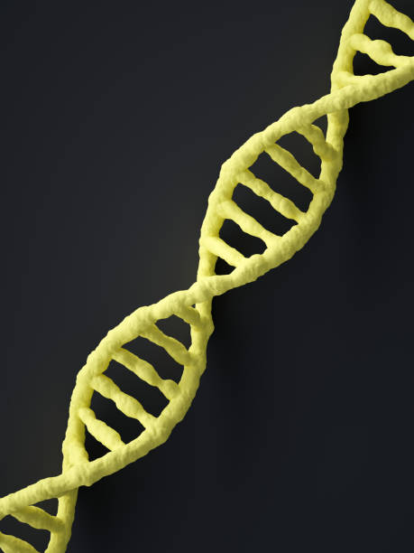 Abstract DNA - foto stock