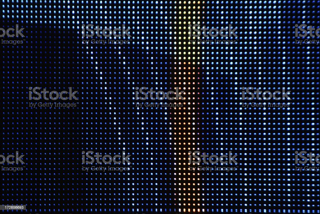 Abstract dots (stock market) - Royalty-free Abstract Stock Photo