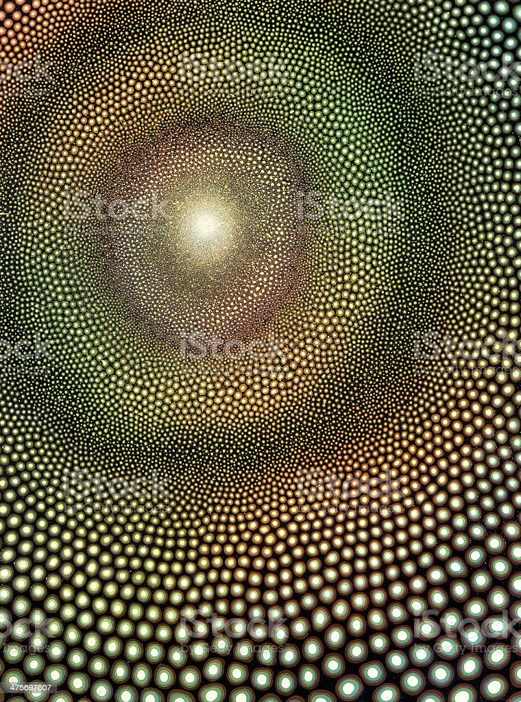 abstract dotted background royalty-free stock photo