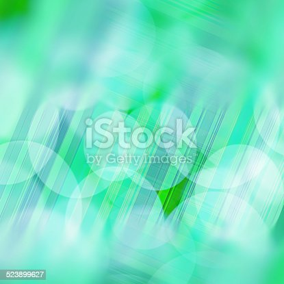 istock Abstract dynamic background,Green and blue. 523899627
