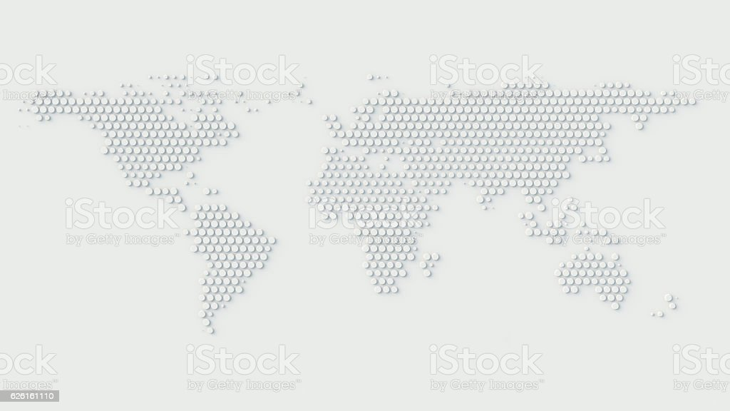 abstract earth map stock photo