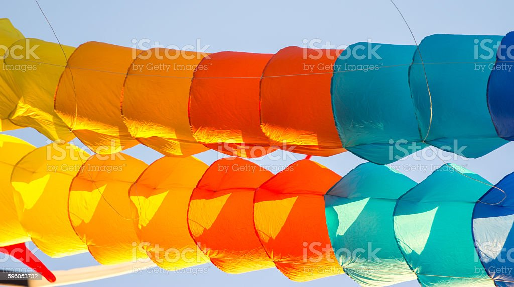 Abstract elements of kite for background royalty-free stock photo