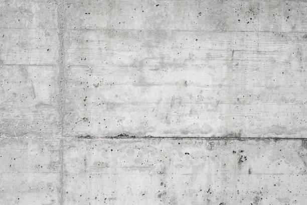Abstrakte leeren Hintergrund. Foto von leeren Betonwand Textur. Grau gewaschen Zement Oberfläche. Horizontale. – Foto