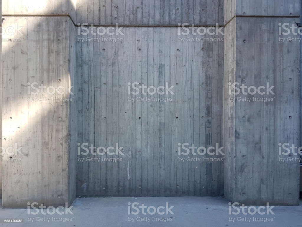 Abstract empty dark concrete Wall royalty-free stock photo
