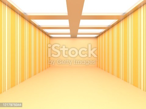 949309726 istock photo Abstract empty illuminated tunnel 1217975344
