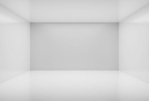 Abstract Empty Room