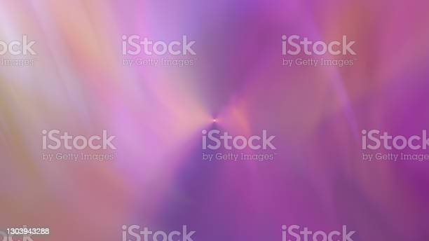 Photo of Abstract Ethereal Heavenly Saturated Magenta and Amber Background Wallpaper