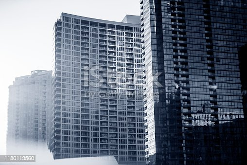 1082409706 istock photo Abstract exterior corporate building (Click for more) 1180113560