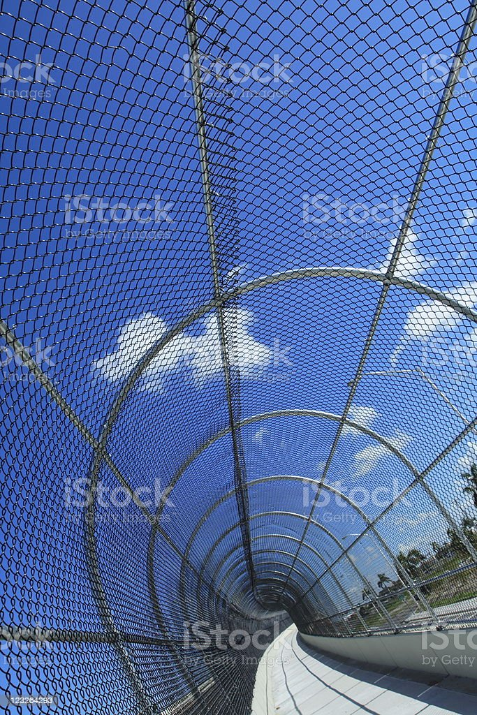 Abstract Fence royalty-free stock photo