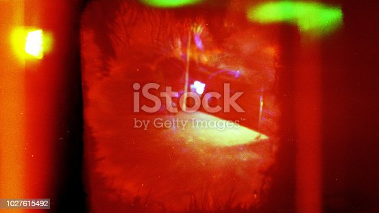 istock Abstract film texture background 1027615492