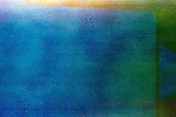 Abstract film texture stock photo