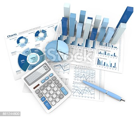 851244800istockphoto Abstract Finance Workplace. 851244800