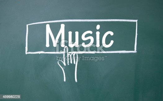 istock abstract finger click music sign 459980225